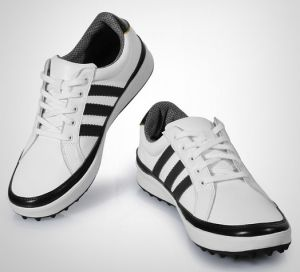 Sports Golf Shoes Waterproof Top Quality for Men Shoe (AKGS30) pictures & photos