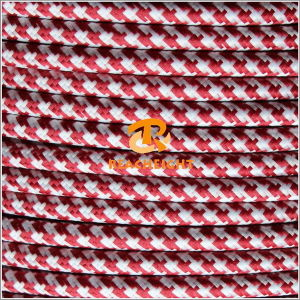 Textile Cable Fabric Wire Cotton Braided Electrical Wire pictures & photos