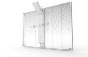LED-Hero Glass LED Display/Top Quality Transparent LED Display pictures & photos