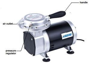 AS09 2015 Best Selling Products 220V Air Compressor pictures & photos