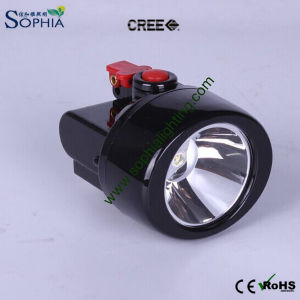 CREE LED Headlamp, Cap Lamp, Mining Lamp, Headlight, Explosionproof Light