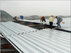 Galvanzied Floor Decking Sheet for Building Materaisl /Constructure pictures & photos