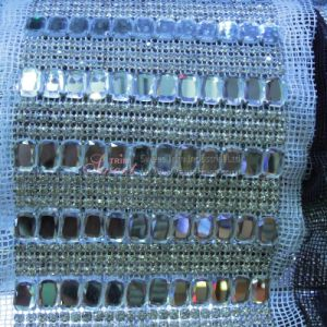 Big Glass Stone Clothes Embellishment Wrap pictures & photos