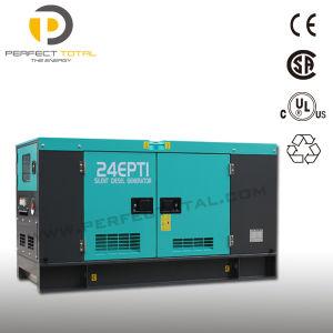 30kVA Isuzu Silent Diesel Generator Set (30ESX)