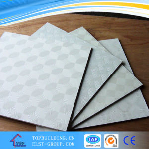603*603 Popular Design PVC Gypsum Ceiling Tile pictures & photos