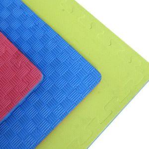 Stronger EVA Gym/Kindergarten Rubber Mat/Antibacterial Floor Mat pictures & photos