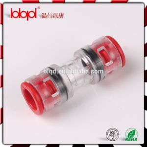 Hot Sale Micro Tube Connector/Straight Connector3/4/5/6/7/8/10/12/14/16mm, Microcouplers pictures & photos
