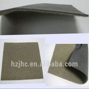 100% Polyester Needle Punched Fireproof Nonwoven Car Upholstery Felt Fabric