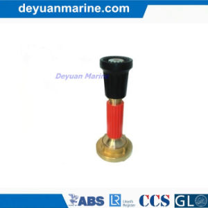 Brass Material Three Way Spray Nozzle Jet Nozzle Fire Hose Nozzles with Aluminium Material pictures & photos