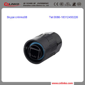 Original Factory RJ45 to RJ45 Connector/ Ethernet RJ45 Connector for Pump Controller pictures & photos