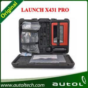 Launch X431 PRO Universal Car Diagnostic Scan Tool WiFi/Bluetooth Tablet Full System Diagnostic pictures & photos