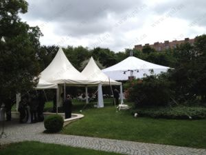 Aluminum High Peak Pagoda Tension Frame Wedding Tent pictures & photos