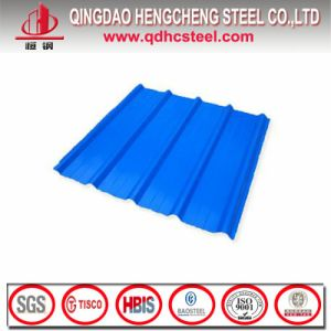 PPGI Galvanized Corrugated Steel Color Coated Roofing Sheet pictures & photos