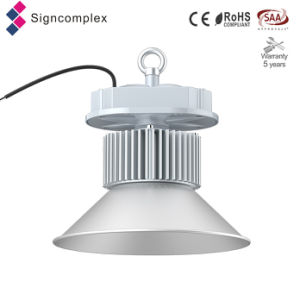 Structural Waterproof 150W High Bay LED Lights with Frosted Lampshade pictures & photos