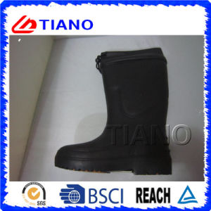 Light and Comfortable Men Boots with Undetachable Fur Lining (TNK60024) pictures & photos