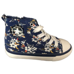 Factory Wholesale High Quality Casual Style Canvas Shoes for Children pictures & photos