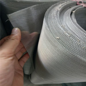 Cheap Food Grade 304 Stainless Steel Woven Filter Wire Mesh pictures & photos