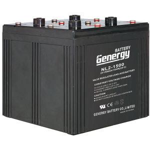 2V1500ah SLA Storage Battery for UPS (NL2-1500G)