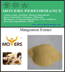 Supply High Quality Natural Product Mangosteen Extract. pictures & photos