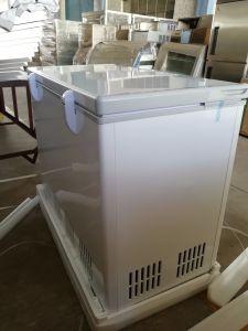 Single Temperature Top Open Door Flat Bottom Chest Freezer pictures & photos
