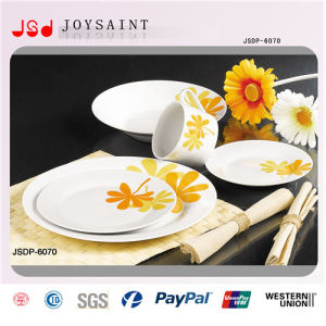 Fine Porcelain Plate Customized pictures & photos