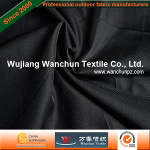 Polyester Jacquard Pongee Fabric for Garment pictures & photos