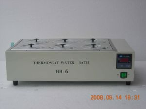 Hh-6 Digital Thermostat Water Bath pictures & photos
