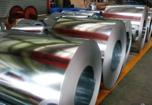 ASTM JIS Cr Hr Gi Zinc Hot Dipped Galvanized Steel Coil pictures & photos