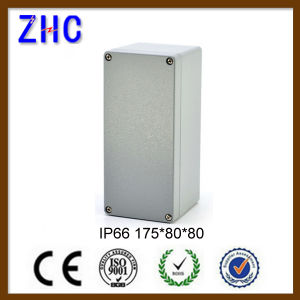 175*80*80 High Quality Die Cast Enclosure IP66 Waterproof Aluminium Metal Box pictures & photos