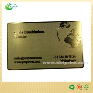 Embossed PVC Cards Printing with VIP Card (CKT-PC- 1119)