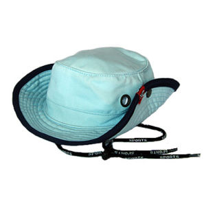 Children Big Brim Hat with Belt (JRC002) pictures & photos