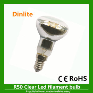 Most Popular R50 4W/6W Reflector LED Filament Bulb pictures & photos