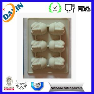 Building Bricks and Figures Silly Candy Molds Ice Cream Tools & Silicone Ice Cube Trays pictures & photos