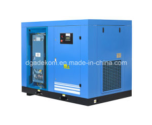 Lubricated Industrial Variable Speed Drive Screw Air Compressor (KE110-13INV) pictures & photos