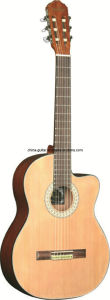 39′′ Middle Cutaway Classic Guitar pictures & photos