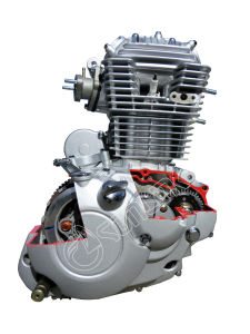 Jtx150-B Motorcycle Engine pictures & photos