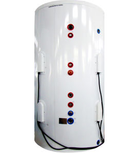 Insulated Hot Water Tank -Vertical Installed pictures & photos