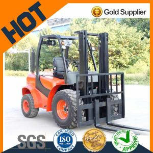Full Luck 2.0ton Rough Terrain Forklift Sw20y pictures & photos