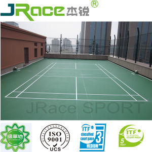Badminton Court Flooring Polyurethane Materials pictures & photos