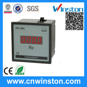 Digital Frequency Meter with CE (DP96 Hz) pictures & photos