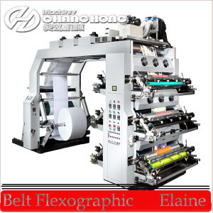 Stack Type Flexographic Press Machinery pictures & photos
