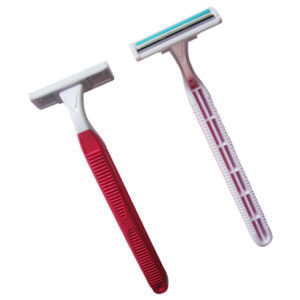 High Quality Twin Blade Disposable Razor (KD-52007L for Men) pictures & photos