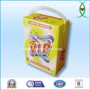 New Formula Lemon Washing Detergent Powder/Laundry Powder pictures & photos