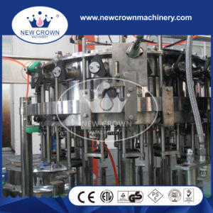 Automatic 3 in 1 Beer Filling Line (BGF24-24-8) pictures & photos