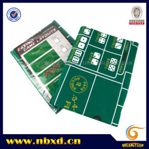 Green Poker Mat (SY-T22) pictures & photos