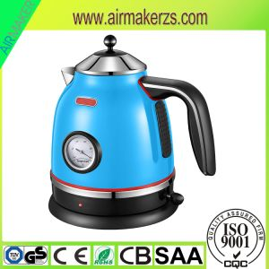 Hot Sale 360 Degrees Rotating Cordless Plastic Electric Kettle pictures & photos