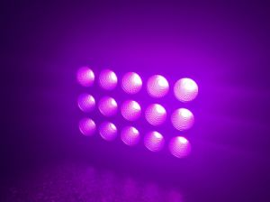 DMX RGB Color Changeable Pure White LED Footlights Lighting pictures & photos