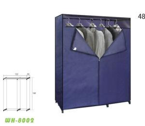 Fashion Style Folded Modern Bedroom Wardrobe