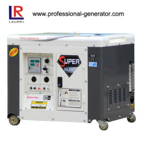 6kVA Generator Diesel Power Portable Home Generator pictures & photos