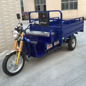 Cargo 1.5kw Electric Mobility Tricycle Electric Delivery Tricycle for Sale pictures & photos